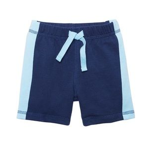 NWT First Impressions Blue Navy Sea Shorts 12mo